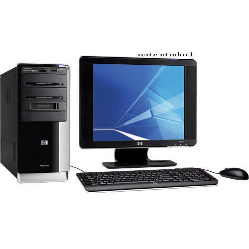 Hp Pavilion A6019h Desktop Computer Ry871aa Aba B Amp H Photo