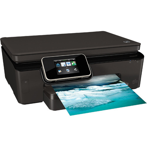 HP Photosmart 6520 Wireless Color E-All-In-One Inkjet