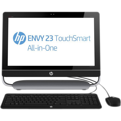 Hp Envy 23 D038 Touchsmart All In One Desktop Pc