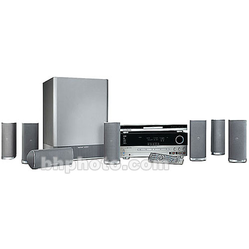 harman kardon home theatre. harman kardon cp 35 7.1-channel home theater system theatre