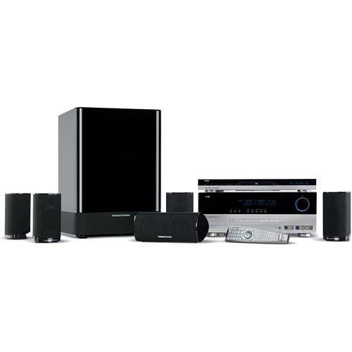 harman kardon cp 60 home theater system cp60 b h photo video. Black Bedroom Furniture Sets. Home Design Ideas