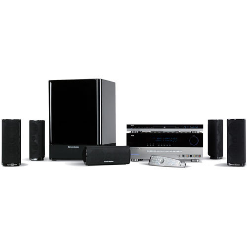 harman kardon cp 65 home theater system cp65 b h photo video. Black Bedroom Furniture Sets. Home Design Ideas