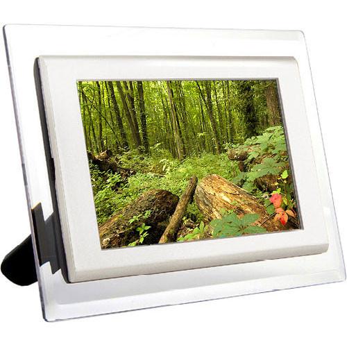 Hiti K65 7 Digital Picture Frame Pearl White K65w Bh