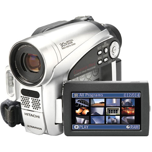 hitachi dzgx5080a dvd camcorder dzgx5080a b h photo video rh bhphotovideo com Samsung Digital Camera User Manual Digital Camera Batteries
