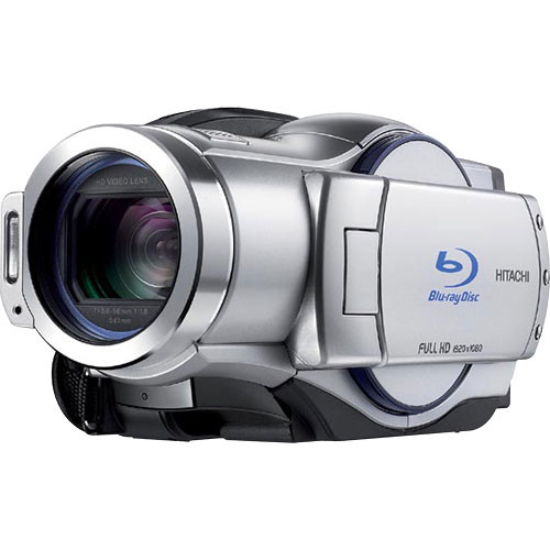 hitachi dz bd7ha blu ray disc hybrid high definition dz bd7ha rh bhphotovideo com hitachi hybrid camcorder user manual Hitachi DVD Camcorder