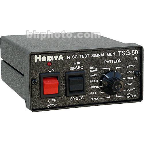 Audio Signal Generator : Horita tsg b test signal generator multiple patterns