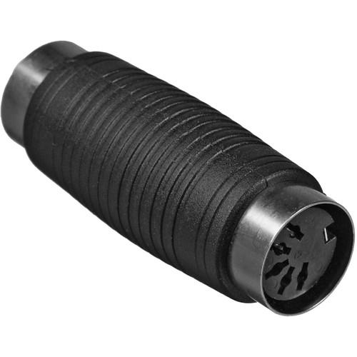 9 Pin To 5 Pin Midi Coupler : Hosa technology pin midi female to gmd