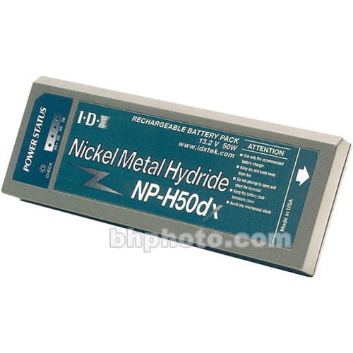 Nickel Metal Hydride Battery >> Idx System Technology Np H50dx Np 1 Style Nickel Metal Nph50dx