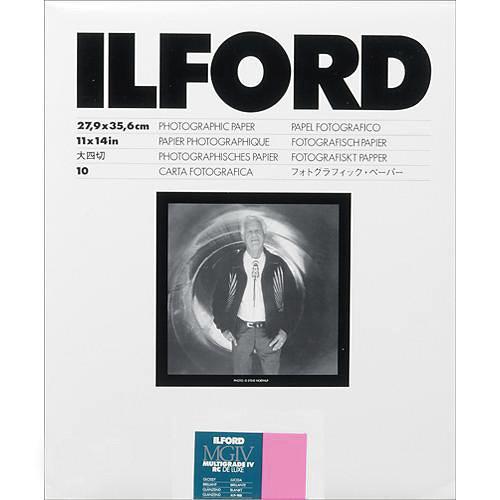 Ilford Multigrade FB Warmtone Photographic Paper - FOTOGRAFIA