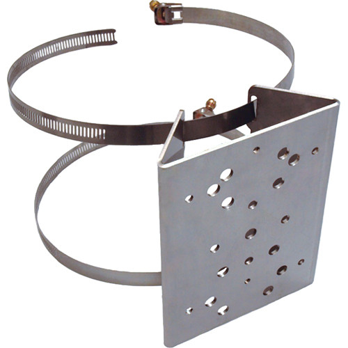Light Pole Sign Brackets: Iluminar IL-PMB Pole Mount Bracket IL-PMB B&H Photo Video