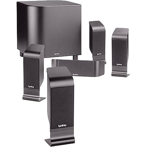 infinity surround speakers. infinity tss-800pl home theater speaker system (platinum) surround speakers b\u0026h
