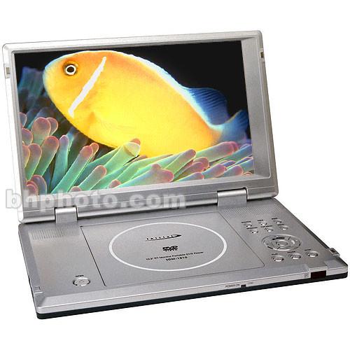 initial idm 1210 10 2 portable dvd player idm1210 b h photo rh bhphotovideo com Initial DVD Player Battery Mintek Portable DVD Player Battery