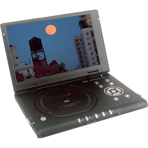 initial idm 1250 portable 10 2 dvd player idm1250 b h rh bhphotovideo com Mintek Portable DVD Player Battery Polaroid Portable DVD Player Battery