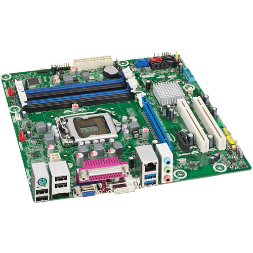Intel DB75EN Desktop Board Iflash Drivers Download