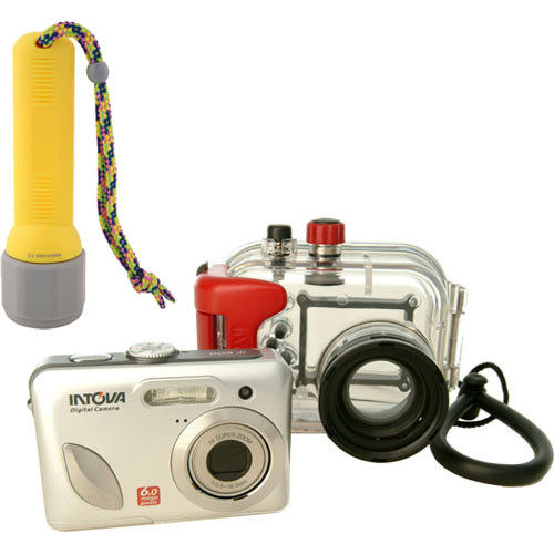 intova ic600 underwater digital camera ic600 b h photo video rh bhphotovideo com Intova CP9 Intova Dive Light