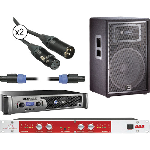 how to power passive speakers