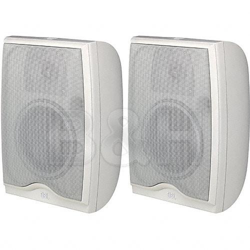 jbl northridge series. jbl n-26awm2 bookshelf speaker - pair off white jbl northridge series