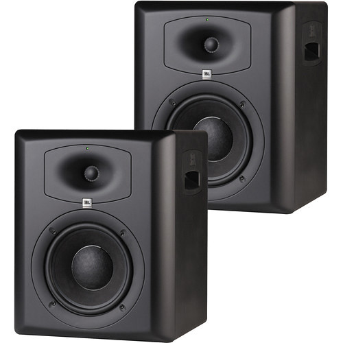 jbl lsr6328p studio monitor pair room lsr6328p pak b h. Black Bedroom Furniture Sets. Home Design Ideas
