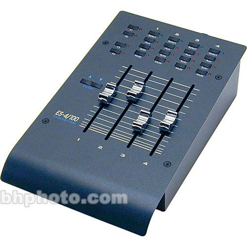 Jlcooper Es 4 100 Midi Fader Controller Es 4 100 Midi B H