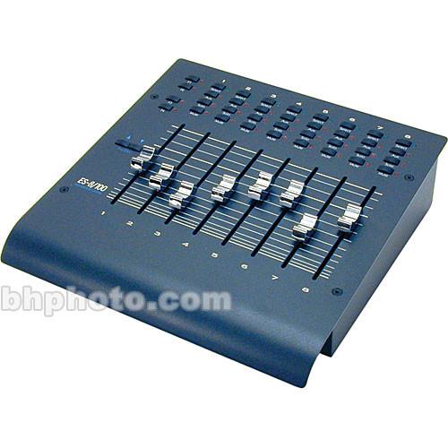 jlcooper es 8 100 midi fader controller es 8 100 midi b h. Black Bedroom Furniture Sets. Home Design Ideas