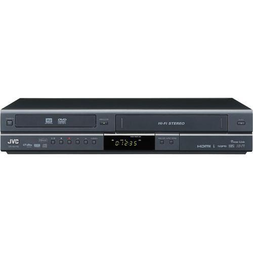 jvc dr mv78 dvd vcr combo recorder black drmv78b b h photo rh bhphotovideo com Sony DVD Player Recorder Samsung DVD Recorder VCR Combo