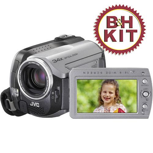 jvc gz mg130 everio g digital media camera b h photo video rh bhphotovideo com JVC Camcorder Cables jvc everio gz-mg130u manual pdf
