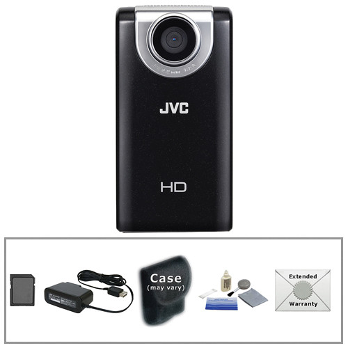 jvc picsio gc fm2 hd pocket cam with advanced accessory kit b h rh bhphotovideo com JVC Picsio GC-WP10 JVC Picsio GC-WP10