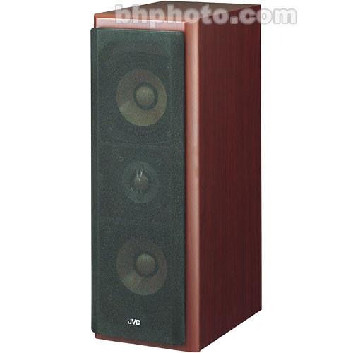 JVC SX WD8 2 Way 105cm Wood Cone Bookshelf Speakers
