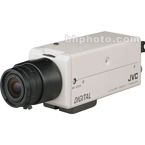 "JVC TK-C750U 1/3"" CCD High Sensitivity Color CCTV TK-C750U"
