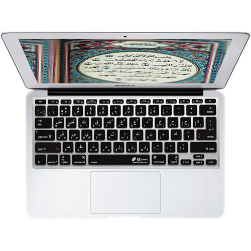 e213f6e00d4 KB Covers Arabic Keyboard Cover for MacBook Air ARB-M11-CB-2 B&H