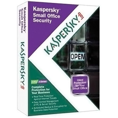 Kaspersky Small Office Security Software 5 User