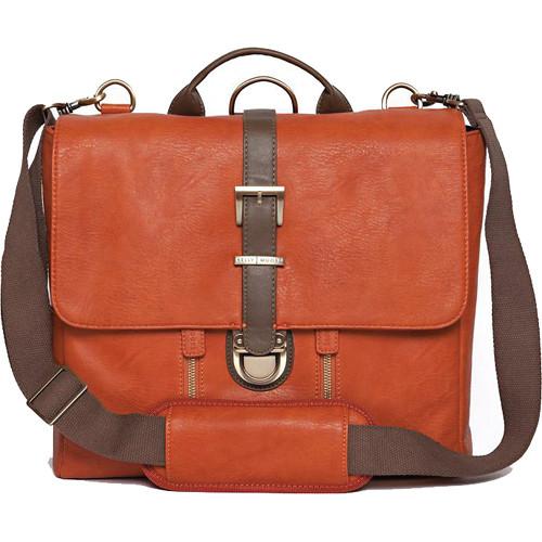 Kelly Moore Bag Chapel Convertible Backpack Burnt Orange