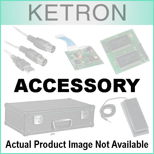 Ketron 9VA001 Hard Carrying Case 9VA001 B&H Photo Video