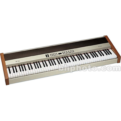 ketron gp10a 88 key digital piano w hammer action and gp10amo. Black Bedroom Furniture Sets. Home Design Ideas