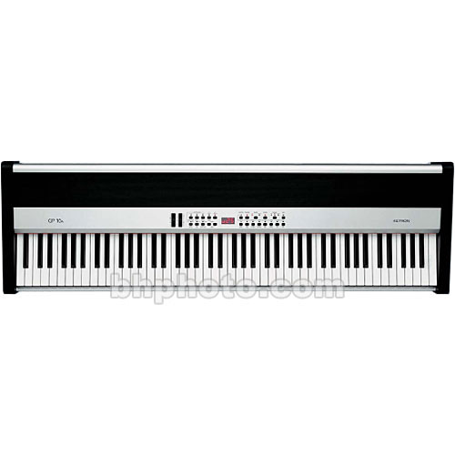 ketron gp10a 88 key digital piano w hammer action and gp10ana. Black Bedroom Furniture Sets. Home Design Ideas