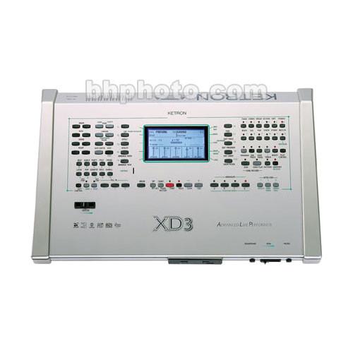 ketron xd3 sound module midi workstation xd3 b h photo video. Black Bedroom Furniture Sets. Home Design Ideas