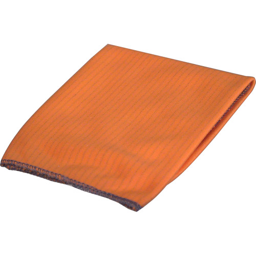 Zip Soft Microfiber Towel: Kinetronics Soft Microfiber Anti-Static Cloth