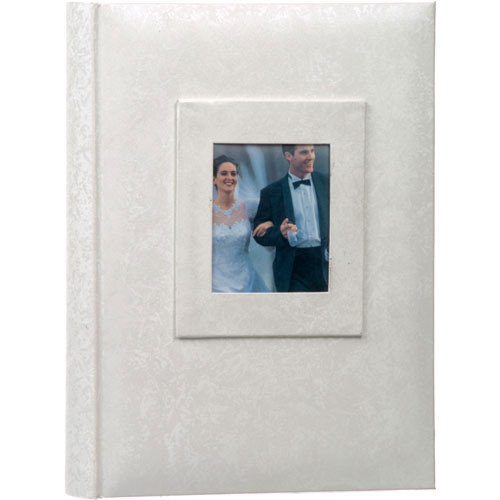 Kleer Vu Wedding Album With Raised Window Image Model 90732 Bh