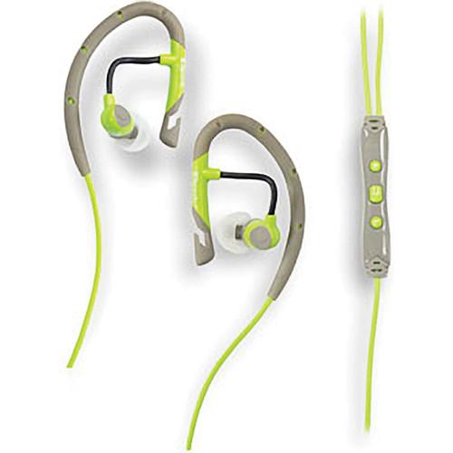 Apple earphones lighting - apple headphones green