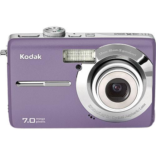 kodak easyshare m753 digital camera purple 1051432 b h photo rh bhphotovideo com Kodak EasyShare 5100 Printer Service Manual Kodak EasyShare Camera Troubleshooting