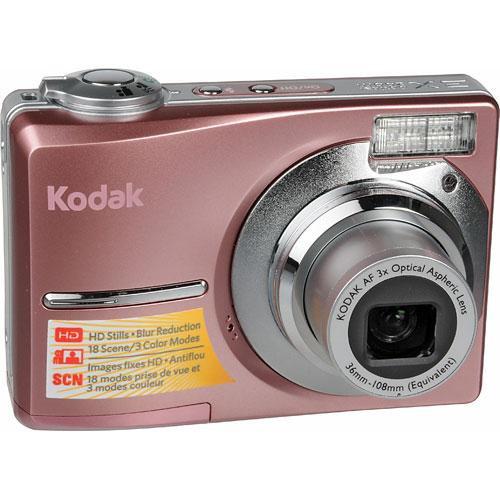 kodak easyshare c913 digital camera pink 1509736 b h photo rh bhphotovideo com  kodak easyshare c913 manual español