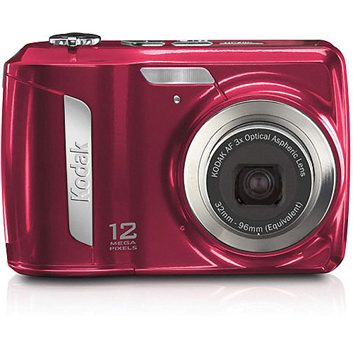 kodak easyshare c143 digital camera red 1849637 b h photo rh bhphotovideo com kodak easyshare c143 user manual kodak easyshare c143 user manual