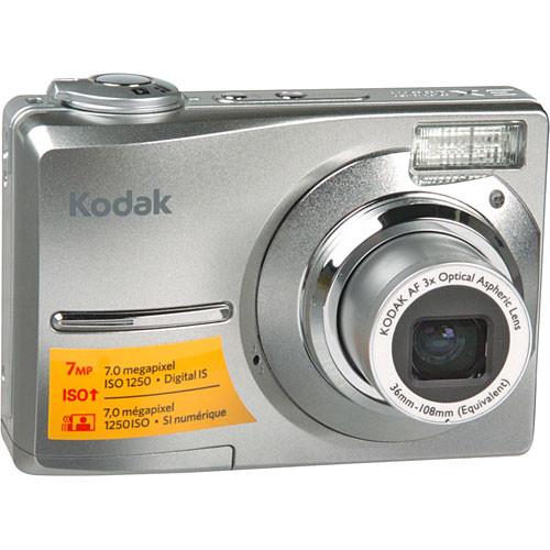 Kodak easyshare c713 zoom digital camera
