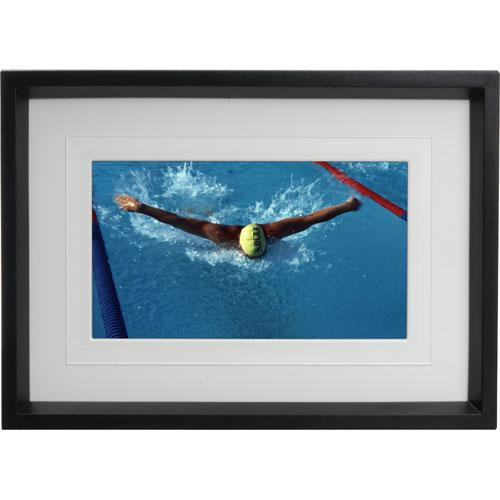 kodak w820 easyshare 8 wireless digital picture frame black