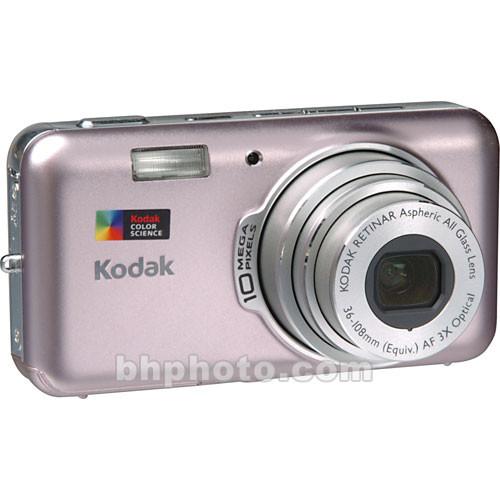 kodak easyshare v1003 digital camera pink bliss 8542409 b h rh bhphotovideo com Kodak EasyShare Digital Camera Manual kodak easyshare v1003 instruction manual
