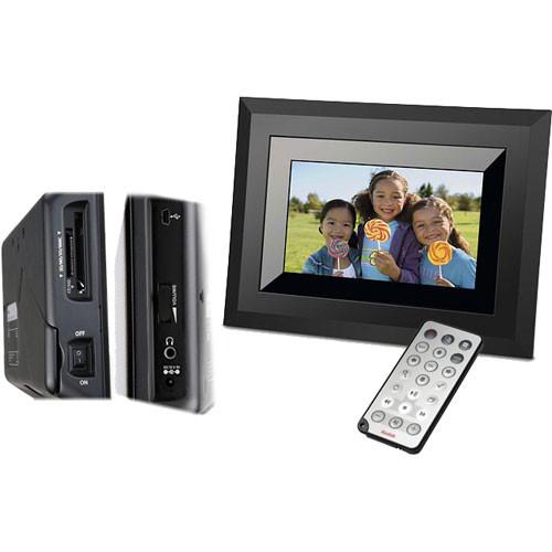 kodak easyshare sv1011 10 digital picture frame