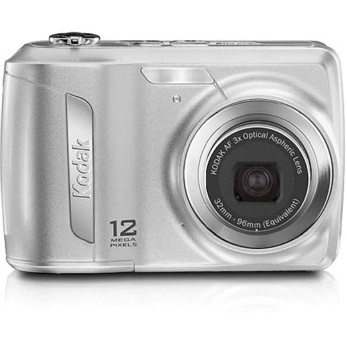 kodak easyshare c143 digital camera silver 8951899 b h photo rh bhphotovideo com kodak easyshare c143 user manual Kodak EasyShare Cameras On Sale