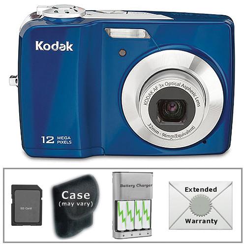 kodak easyshare c182 point and shoot digital camera blue b h rh bhphotovideo com Kodak EasyShare M532 Kodak EasyShare Software