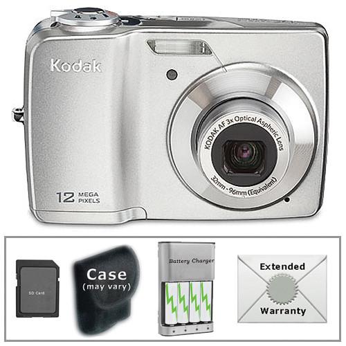 kodak easyshare c182 point and shoot digital camera silver b h rh bhphotovideo com Kodak EasyShare Printer Dock Kodak EasyShare Software Update
