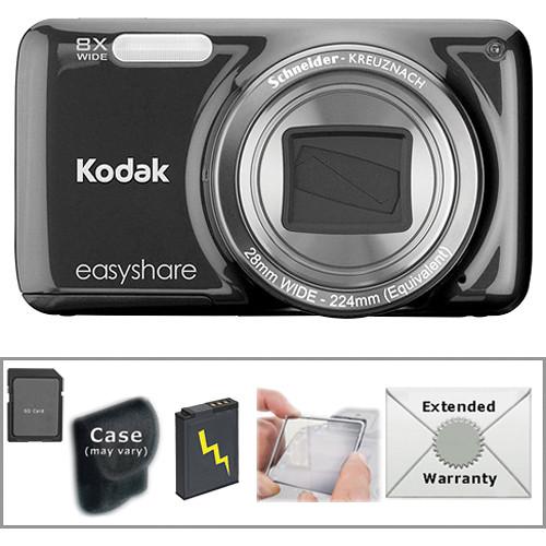 kodak easyshare m583 digital camera with deluxe accessory kit rh bhphotovideo com User Manual PDF Instruction Manual Example